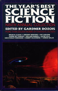 THE YEAR'S BEST SCIENCE FICTION: Ninth (9th) Annual Collection.