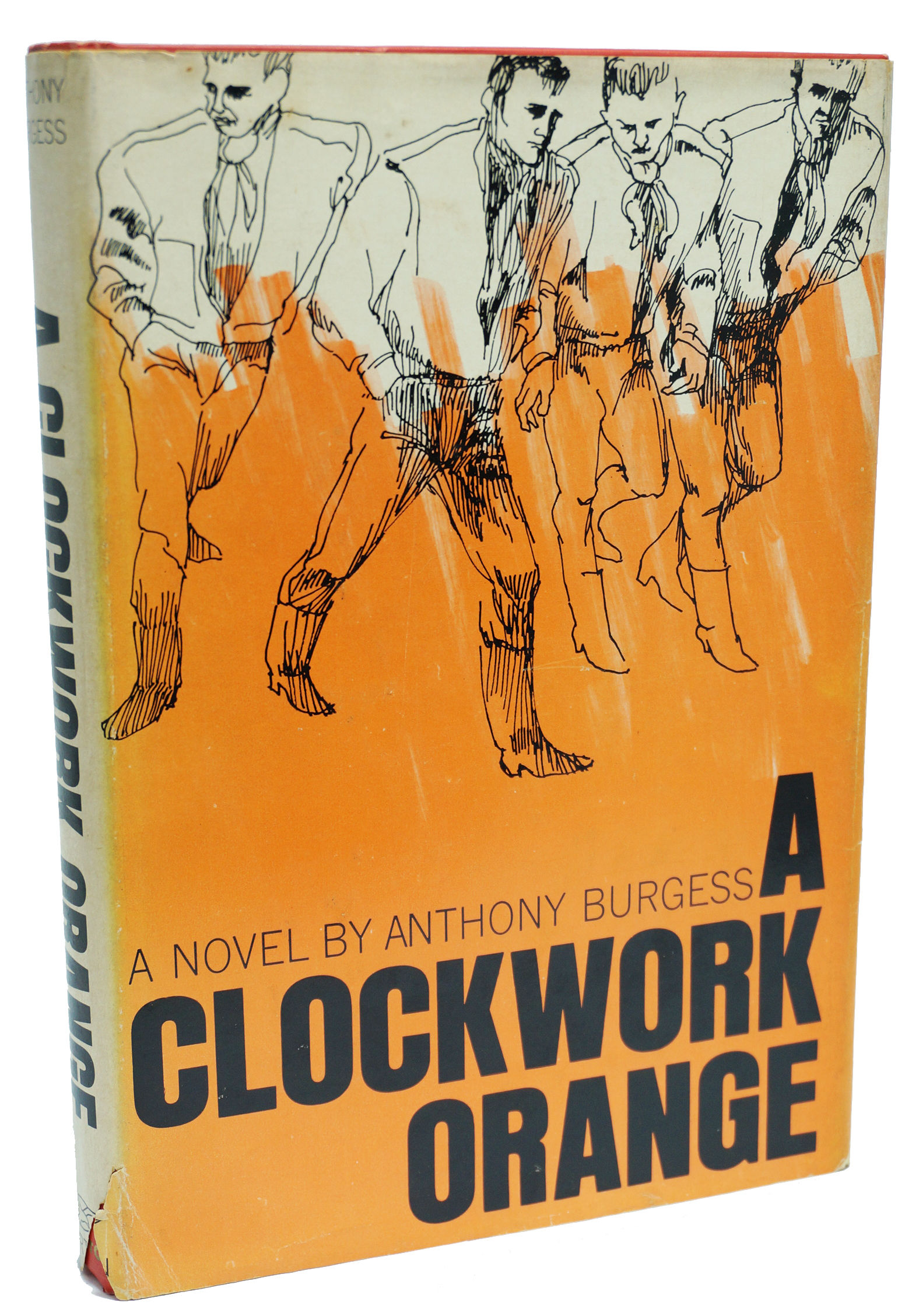 a description of humanity in a clockwork orange by anthony burgess Burgess implored the world to forget a clockwork orange, mostly because its   by definition, a human life is endowed with free will he can.