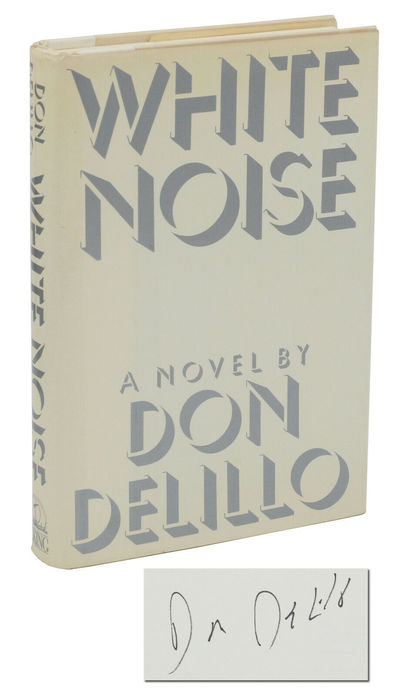New York: Viking Penguin Inc, 1985. First Edition. Near Fine/Near Fine. Signed by Don DeLillo on tit...