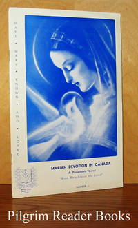 Marian Devotion in Canada: A Panoramic View.