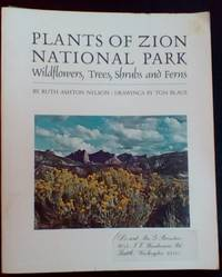 image of Plants of Zion National Park: Wildflowers, Trees, Shrubs and Ferns
