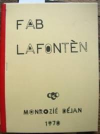 Fab La Fontàn [Quelques fables de La Fontaine choisies parmi les plus généralement proposées aux écoliers haitiens]
