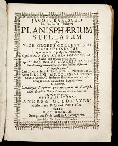 Planisphaerium Stellatum, seu...