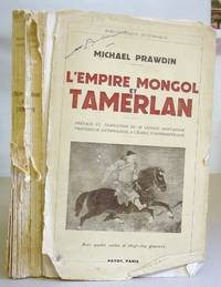 L'Empire Mongol Et Tamerlan
