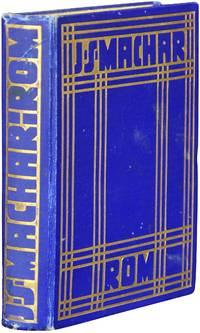 Rom. Geschrieben 1906-1907. [Rome. Written 1906-1907]. From the Czech into German by Emil Saudek. Typografic design of title page by Frantisek Kupka.