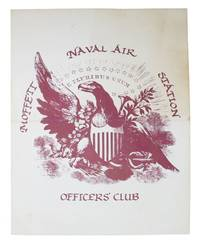 MOFFETT NAVEL AIR STATION OFFICERS' CLUB.  [with accompanying ephemera]