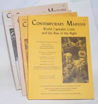 Contemporary Marxism. No. 1-5 (Spring 1980-Summer 1982)