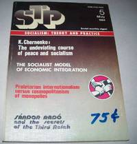 STP 5, May 1984: Soviet Monthly Digest (Socialism: Theory and Practice)