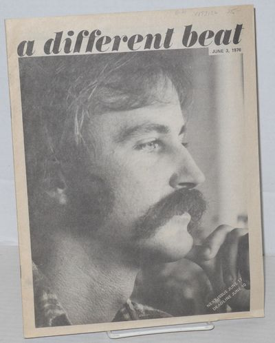 San Francisco: A Different Beat, 1976. Magazine. 8.25x10.75 inches, photos, centerfold nude, ads, ev...