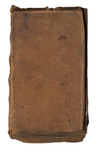 A Law Grammar, Or Rudiments of the Law... First Edition, London, 1767