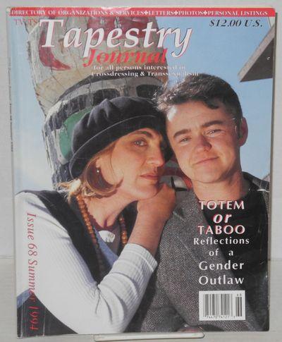 Wayland: I.F.G.E. (International Foundation for Gender Educatiuon), 1994. Magazine. 162p. including ...