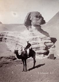 PHOTO ALBUM EGYPT, PIRAMIDES, LOUQSOR  /1905