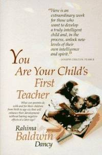 image of You Are Your Child's First Teacher