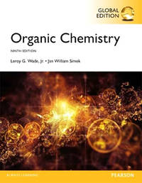 Organic Chemistry, Global Edn 9th Edition