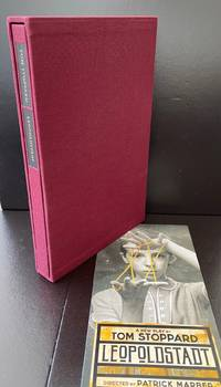 Leopoldstadt : The Limited Slipcased Edition Signed By The Author : With Ephemera
