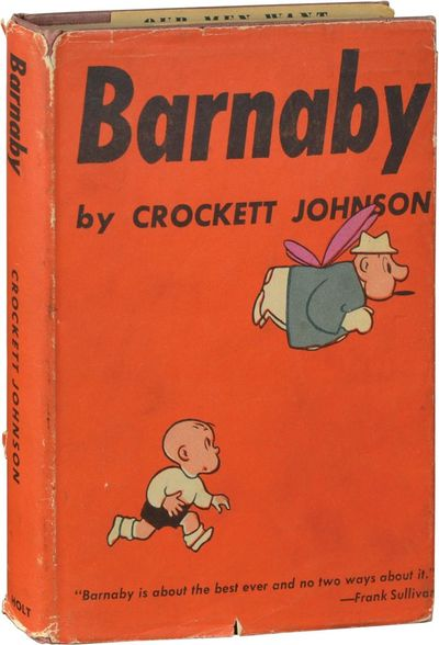 New York: Henry Holt, 1943. First Edition. First Edition. Near Fine in rose red cloth covered boards...