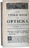 View Image 4 of 9 for Opticks: or, a Treatise of the Reflections, Refractions, Infections and Colours of Light. The Fourth... Inventory #S13834