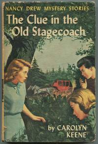 The Clue in the Old Stagecoach (Nancy Drew Mystery Stories, 37)