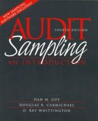 Audit Sampling: An Introduction