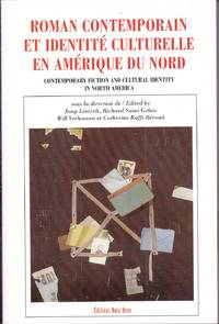 image of Roman contemporain et identité culturelle en Amérique du Nord.   ///  Contemporary Fiction and Cultural Identity in North America.