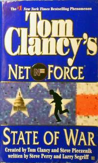 Net Force: State Of War by Clancy Tom - Paperback - Reprint - 2003 - from Marlowes Books and Biblio.com