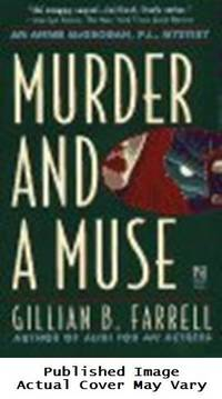 image of Murder and a Muse: An Annie McGrogan, P.I., Mystery