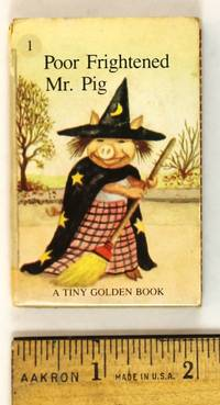 image of Poor Frightened Mr. Pig (A Tiny Golden Book)
