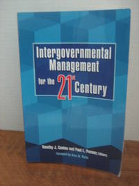 image of Intergovernmental Management for the Twenty-First Century
