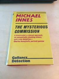 image of The Mysterious Commission