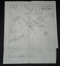 Order of Battle and Plan of Attack: Nov 7th 1861 [The Battle of Port Royal)