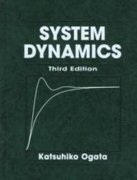 image of System Dynamics (3rd Edition)