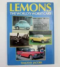 Lemons: The World's Worst Cars