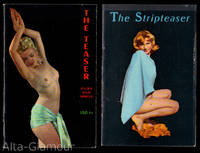 THE STRIPTEASER [and] THE TEASER PURE AND SIMPLE by [Olympia Press] - 1954 - from Alta-Glamour Inc. and Biblio.com