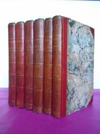 THE BOTANICAL MAGAZINE; OR, Flower-Garden Displayed. Volumes 1-12 bound in Six.