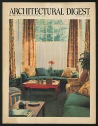 Architectural Digest: September 1981