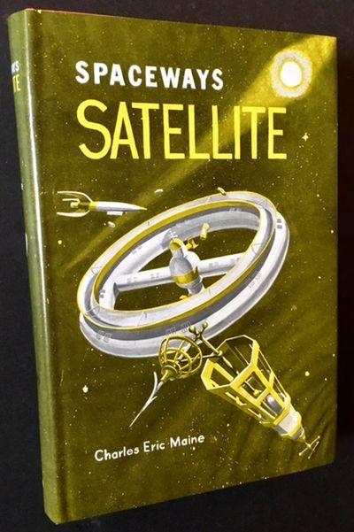 New York: Avalon Books, 1958. Cloth. Near Fine/Near Fine. The 1958 1st edition. Tight and Near Fine ...
