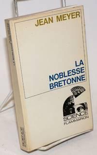image of La Noblesse Bretonne au XVIIIe Siecle