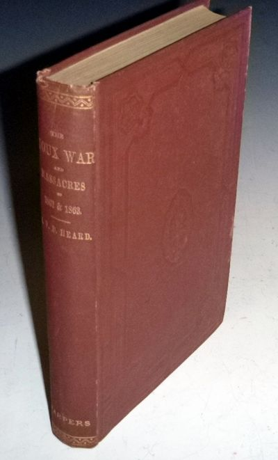 New York: Harper and Brothers, 1865. Small Octavo. 364pp., illustrated. The author writes about the ...