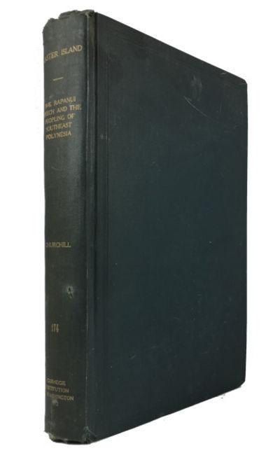 Washington: Carnegie Institution of Washington, 1912. 1st ed. Hardcover. Good. index, (5), 340p. Ori...