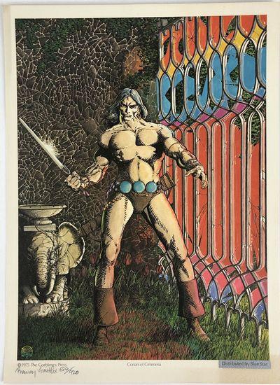 Gorblimey Press, 1975. Other. Portfolio includes: