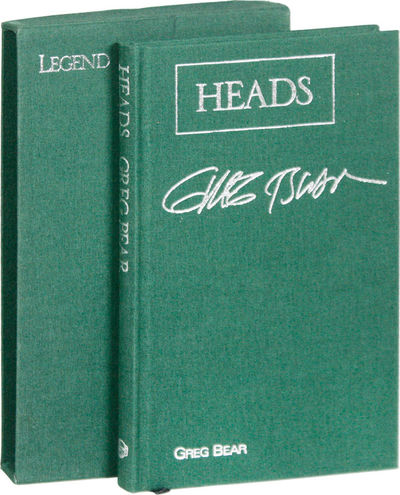 London: Century Legend, 1990. First, Limited Edition. Hardcover. First Printing. Signed and numbered...