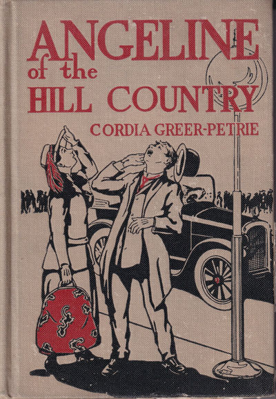 New York: Thomas Y. Crowell Company, 1925. Hardcover. Good. 181pp. Lightly rubbed and egdeworn, no d...