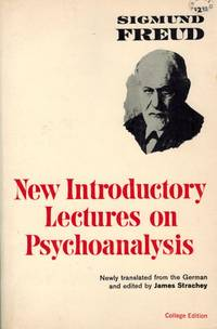 image of New Introductory Lectures on Psychoanalysis.