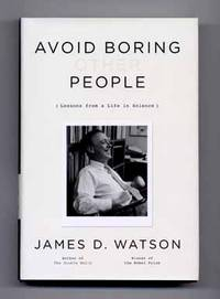 image of Avoid Boring People: Lessons from a Life in Science  - 1st Edition/1st  Printing