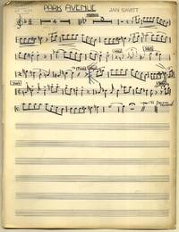 Violin Concerto No. 1 (D Major) for Violin and Piano and Park Avenue Fantasy (SIGNED)