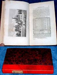 NEW HISTORICAL DESCRIPTION OF CHELTENHAM and its Vicinity, dedictaed to the King's Most Excellent Majesty. Embellished with Copperplate Engravings And Maps of the Town and Vicinity, From the lalest Surveys. Also a Plan of Pittville