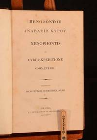 Xenophontis de Cyri Expeditione Commentarii