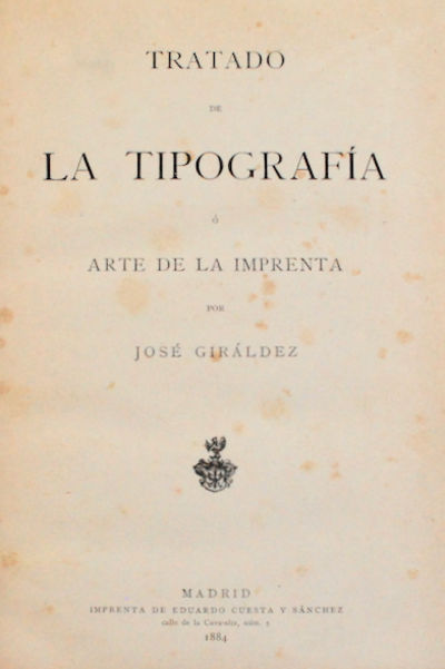 Madrid: Eduardo Cuesta Y Sanchez, 1884. First Edition. Hardcover. Very Good. FIRST EDITION of this s...