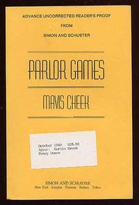 New York: Simon and Schuster, 1989. Softcover. First American edition. Uncorrected Proof.