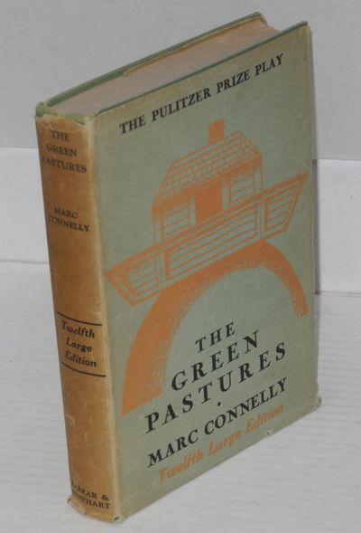 New York: Farrar & Rinehart, 1929. Hardcover. xvi, 173p., waxed green cloth gilt, 12th edition, edge...